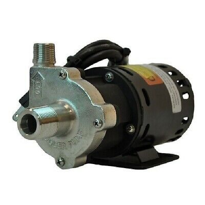 Chugger Pump - 230 Volt - Stainless Head / Center Inlet Pump