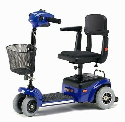 Shoprider Whisper Transportable Mobility Scooter -  Direct From Manufacturer
