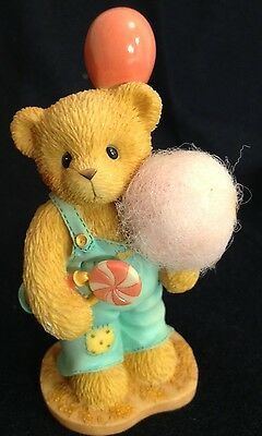 "Cherished Teddies Mike #7E9/380 ""I'm Sweet On You"" 1998 Adoption Center Event."