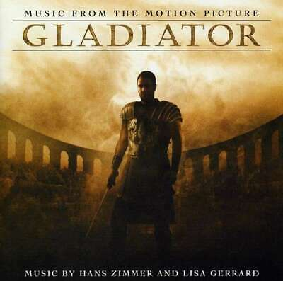 Il Gladiatore O.S.T. Original Soundtrack - Colonna Sonora Originale CD DECCA