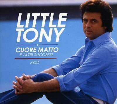 Little Tony Box - Cuore Matto E Altri Successi [3 CD] BMG RIGHTS MANAGEMENT