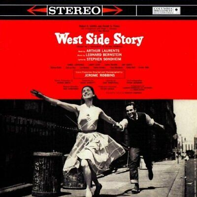 West Side Story - O.S.T. Original Soundtrack - Colonna Sonora Originale CD