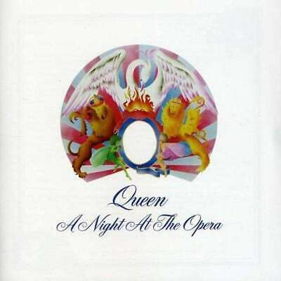 A Night At The Opera - Queen CD ISLAND