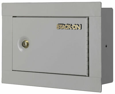 Stack-On In-Wall Pistol Cabinet