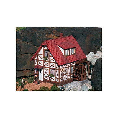 Piko G Scale Rosenbach Water Mill Building Kit | Ships In 1 Business Day | 62051