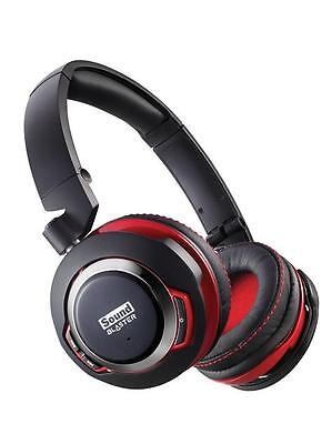 New Creative Sound Blaster EVO Bluetooth Mobile Wireless Entertainment Headset