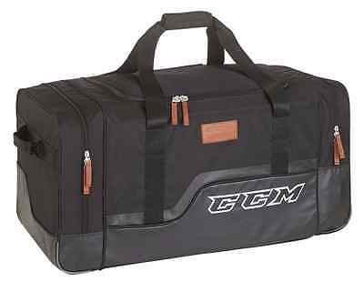 """CCM 250 Player Deluxe Carry Ice Hockey Bag 33"""" Black"""