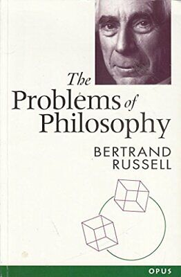 The Problems of Philosophy (Opus Books) by Russell, Bertrand Paperback Book The