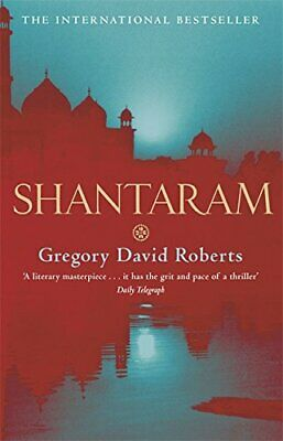 Shantaram, Roberts, Gregory David Paperback Book The Cheap Fast Free Post