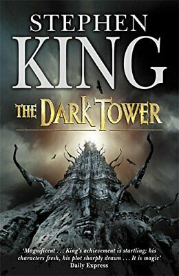 The Dark Tower VII: The Dark Tower: (Volume 7) by King, Stephen Paperback Book
