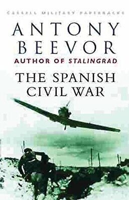 The Spanish Civil War by Beevor, Antony Paperback Book The Cheap Fast Free Post