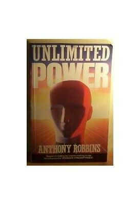 Unlimited Power (Positive Paperbacks) by Robbins, Anthony Paperback Book The