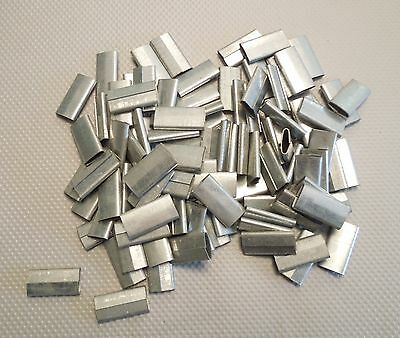 3/4 push type banding strapping seal lot of 100