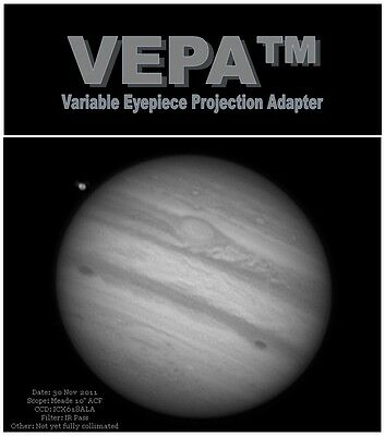 VEPA™ Variable Projection Camera Adapter for Photography Tele-Camera Adaptor