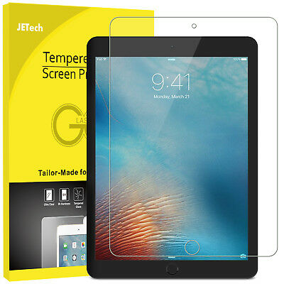 JETech Screen Protector for iPad Mini 4 Tempered Glass Film