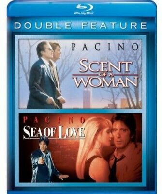 Scent of a Woman / Sea of Love [New Blu-ray] 2 Pack, Snap Case