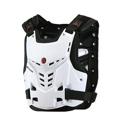 Body Armour Motorcycle Motorbike Motocross Chest spine Protector Bionic Jacket