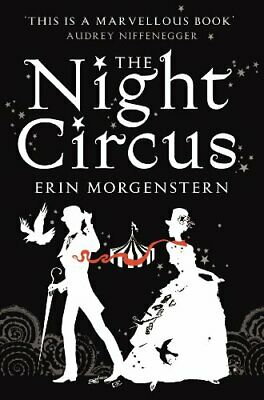 The Night Circus (Vintage Magic), Morgenstern, Erin Book The Cheap Fast Free
