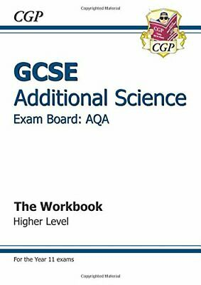 GCSE Additional Science AQA Workbook - Higher (A*-G course) by Books, Cgp Book