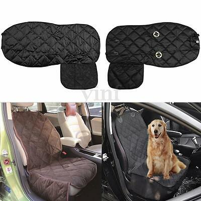 Pet Cat Dog Car Rear Back Seat Cover Safety Hammock Protector Mat Waterproof