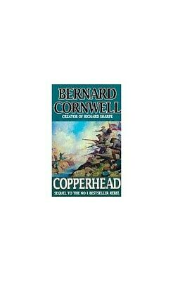 Copperhead (The Starbuck Chronicles, Book 2) by Cornwell, Bernard Paperback The