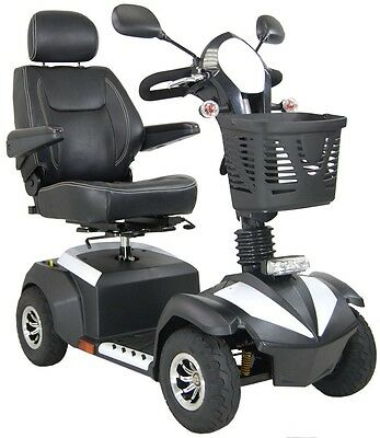 Drive Medical Envoy 8+  8 Mph Mobility Scooter -  Direct From Manufacturer
