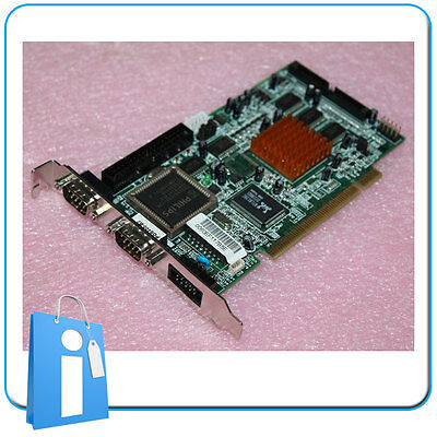 Controller PCI 2 Ports SERIE RS232 serial FT-991018 TPV POS400-B2 Vintage