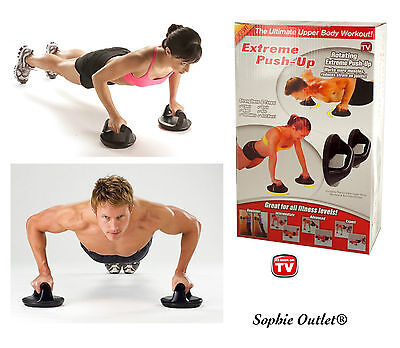 D26D 2*AAA Muscle Trainer Slacker Physical Exercise Workout Fitness Equipment