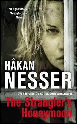 The Strangler's Honeymoon by Hakan Nesser - New Paperback Book
