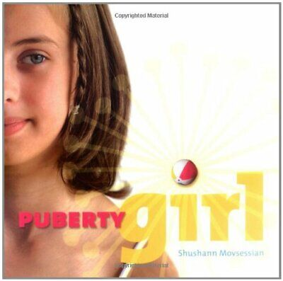 Puberty Girl by Movsessian, Shushann Paperback Book The Cheap Fast Free Post