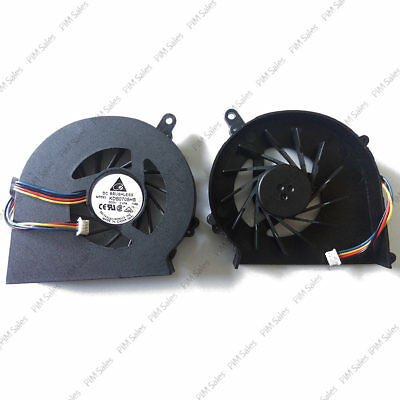 New HP CQ58 HP 650 655 Compaq CPU Fan Laptop Lufter Ventola Ventilador Genuine