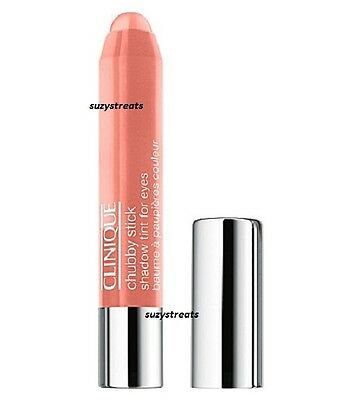 Clinique Chubby Stick Shadow Tint For Eyes - New in Box -Biggest Blossom
