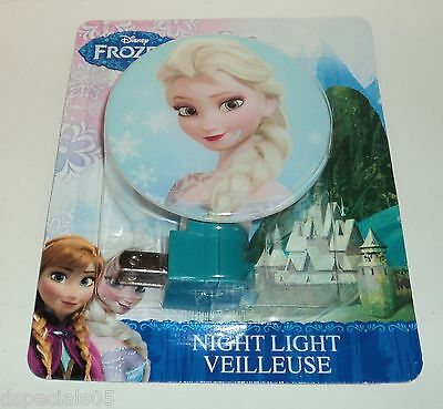 DISNEY FROZEN Night Light NIP  01B