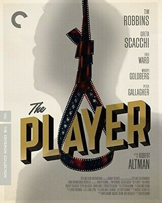 The Player (Criterion Collection) [New Blu-ray] Widescreen