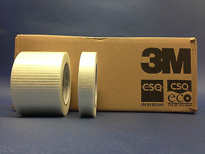 3M TARTEN FULL CROSSWEAVE FILAMENT TAPE 25 50 & 70MM x 50M  1,2,6,12,24,36 ROLLS