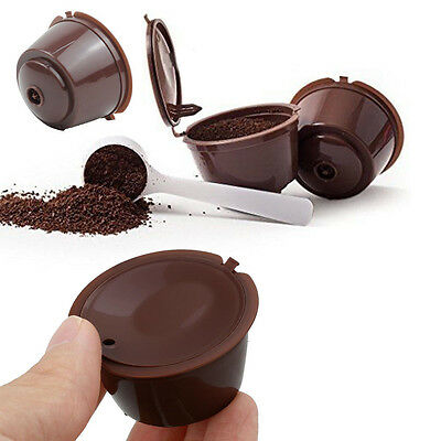 Refillable K-carafe K Cup Coffee Dolce Gusto Capsule Barware Filter Cup