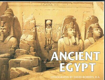 Ancient Egypt by Roberts, David Book The Cheap Fast Free Post