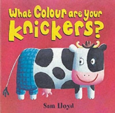 What Colour are Your Knickers?, Lloyd, Sam Hardback Book