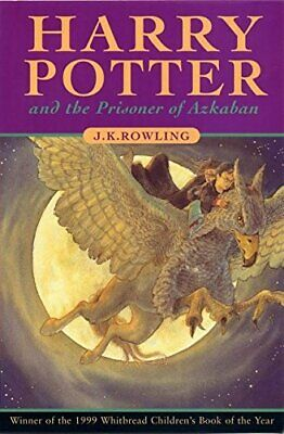 Harry Potter and the Prisoner of Azkaban (Book 3), Rowling, J. K. Hardback Book