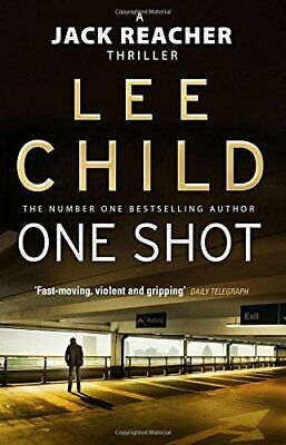 One Shot: (Jack Reacher 9) by Child, Lee Paperback Book The Cheap Fast Free Post