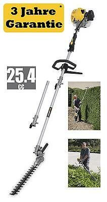 Professional telescopic hedge trimmer arm Pruner long-sleeved Petrol