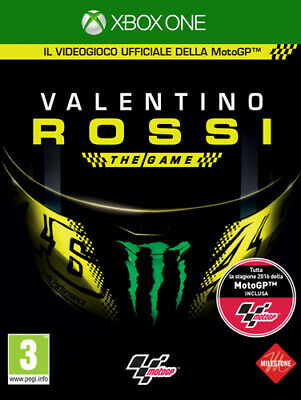Valentino Rossi The Game MOTO GP (Guida / Racing) XBOX ONE MILESTONE