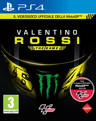 Valentino Rossi The Game MOTO GP (Guida / Racing) PS4 Playstation 4 MILESTONE