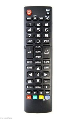 New TV / PC Remote Control for Lg AKB73715679