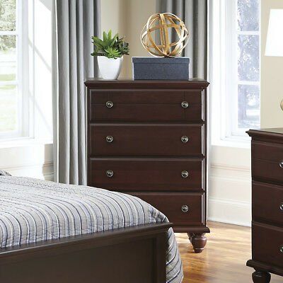 Carolina Furniture Works, Inc. 4 Drawer Chest