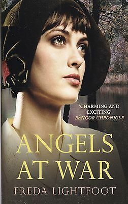 Angels at War by Freda Lightfoot - New Paperback Book