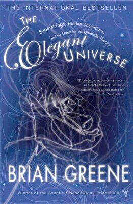 The Elegant Universe: Superstrings, Hidden Dimensi... by Greene, Brian Paperback
