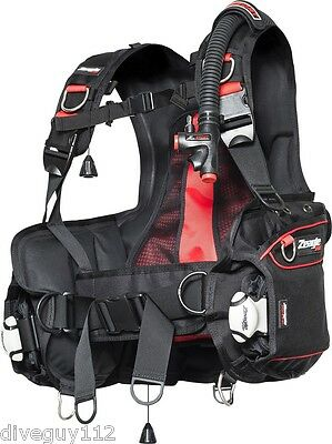Zeagle Resort BCD Scuba Diving Buoyancy 8202 LG