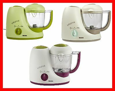 Beaba Babycook Classic Food Maker ~ Manufacturer Refurbished