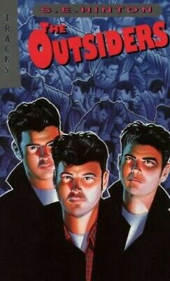 The Outsiders (Tracks) by Hinton, S. E. Paperback Book The Cheap Fast Free Post